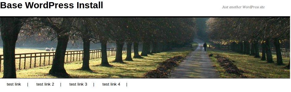 tree navigation test